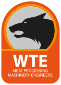 Wolf-Tech Engineering Logo, Meat Processing Machinery Engineers